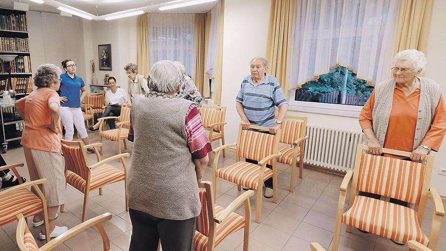 В харьковской области есть дома престарелых уход за лежачими больными доклад