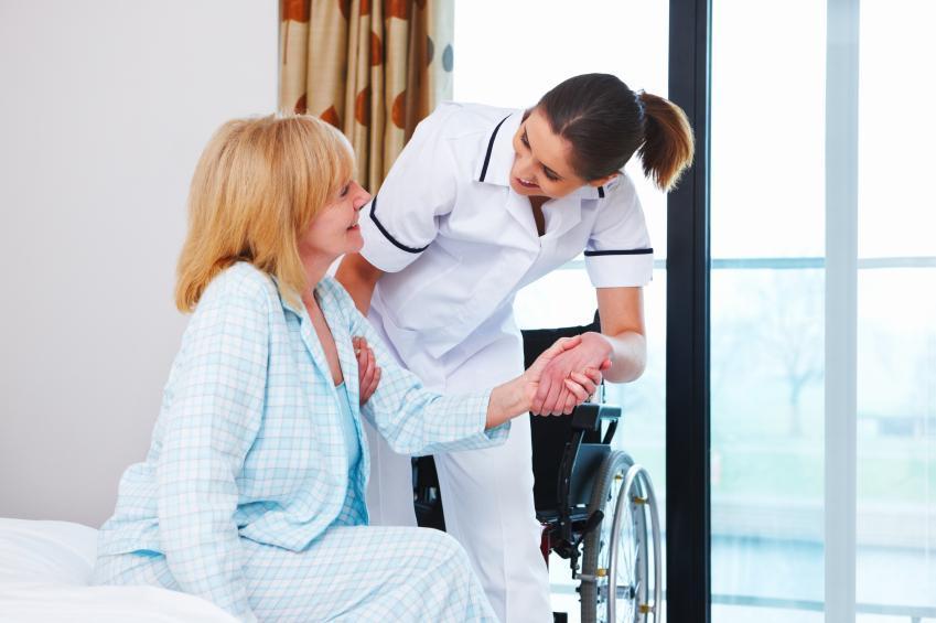 Уход за онкологическими больными в пансионате
