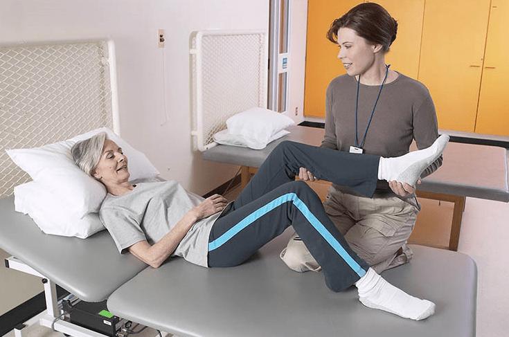 Программа реабилитации после перелома шейки бедра дом престарелых как туда попасть