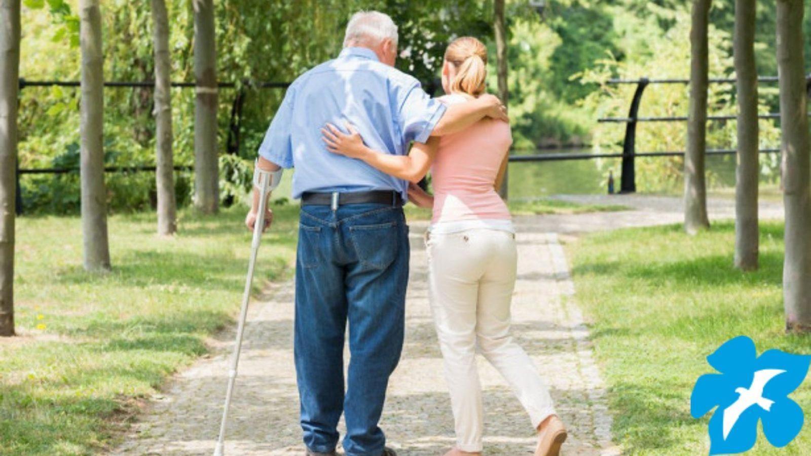 уход за пожилыми с переломом