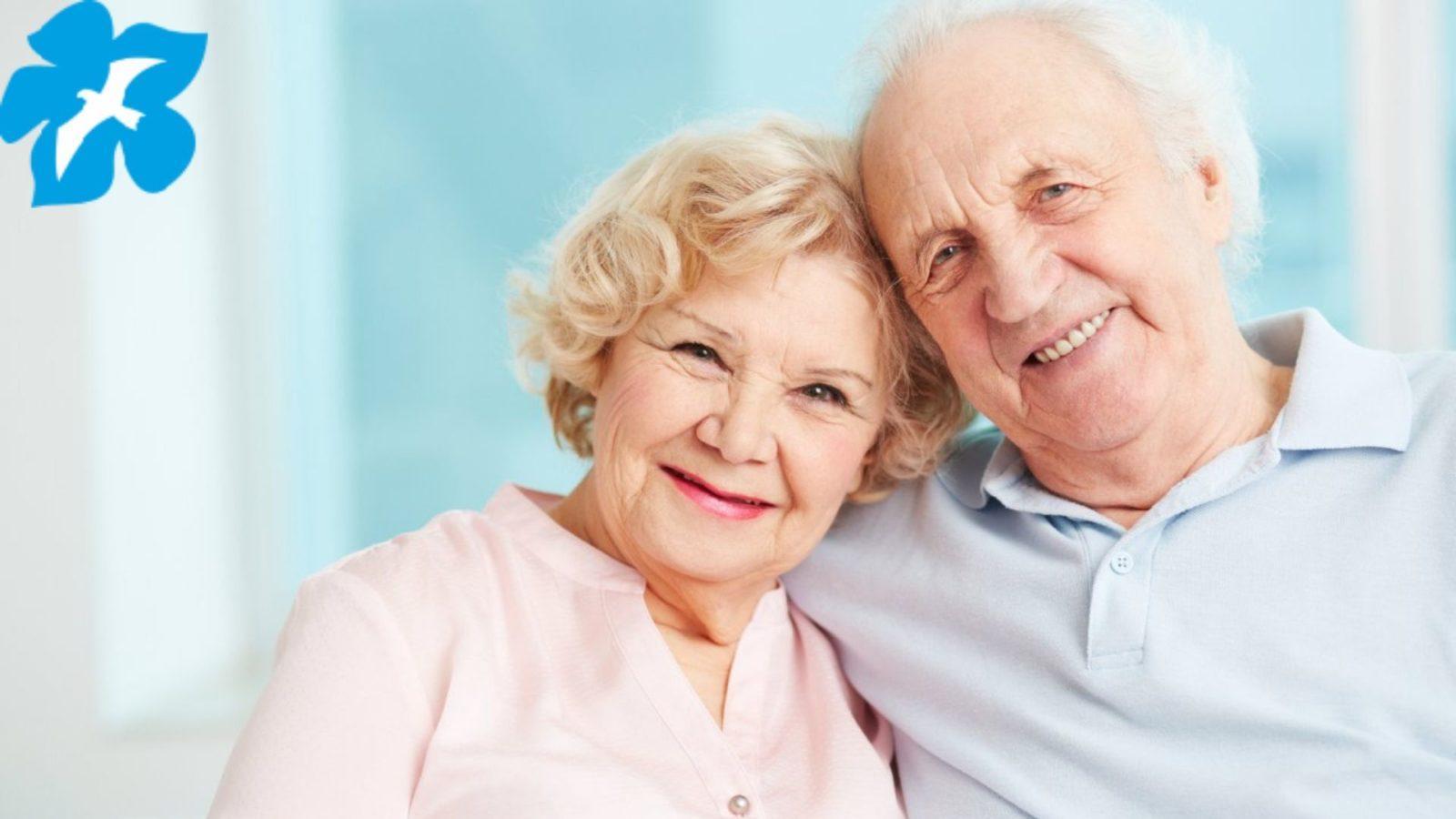 Уход за пожилыми старше 80