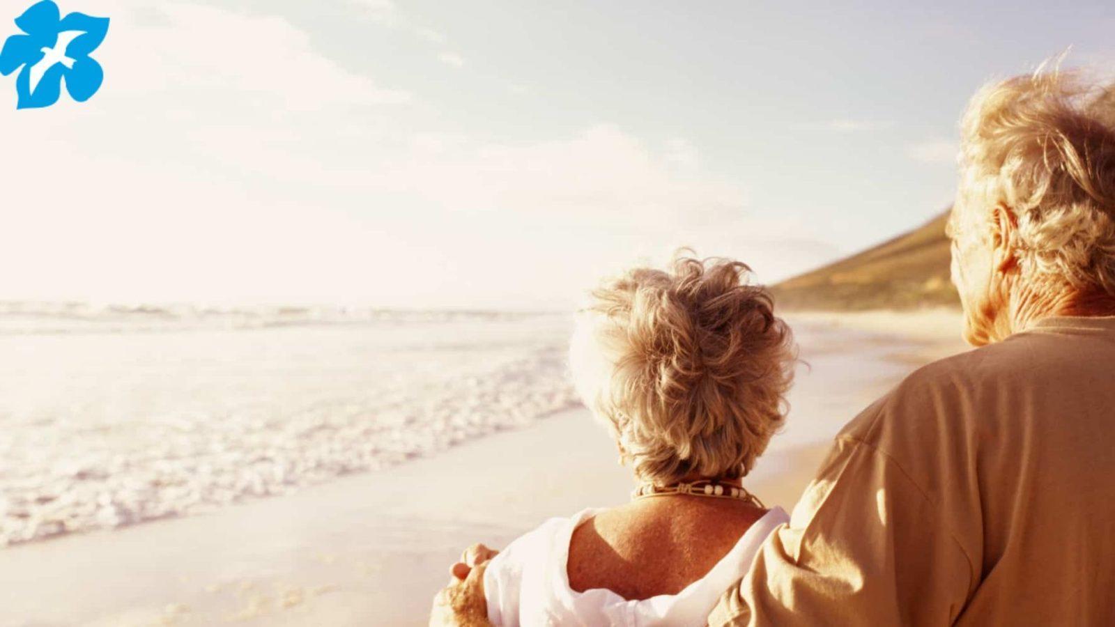 Прогулки в пожилом возрасте