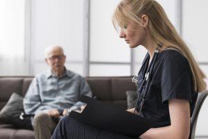 гериатрическая клиника, гериатрический пансионат, дом престарелых, шизофрения, посттравматический синдром, аутизм, булимия, анорексия