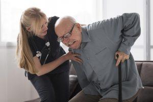 дом престарелых в Украине, услуги сиделки, почасовая медсестра, патронажная служба