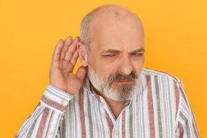 Гойя, глухота, ВОЗ, слух у пожилых, дом престарелых, Рейган, Бетховен