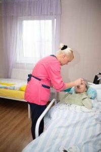 ковид, коронавирус, Кривой Рог, дом престарелых, Днепропетровская область, уход за пожилыми, Вилла Добра