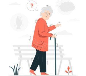 симптомы, признаки, лечение деменции, гиподинамия, гипертензия, физиотерапия, ЛФК, спорт
